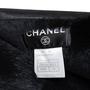 Authentic Second Hand Chanel Rabbit Fur Cropped Vest (PSS-575-00010) - Thumbnail 3