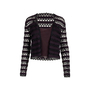 Authentic Pre Owned Chanel Slip Tank Top and Crochet Cardigan Set (PSS-575-00005) - Thumbnail 0