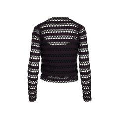 Chanel slip tank top and crochet cardigan set 2?1542269922