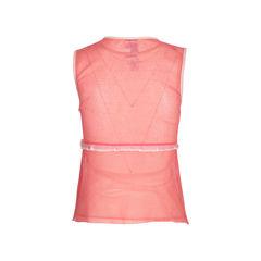 Chanel sleeveless mesh top set 2?1542270041
