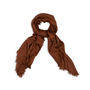 Authentic Second Hand Louis Vuitton Fringe Square Shawl (PSS-575-00023) - Thumbnail 0