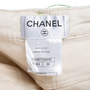 Authentic Second Hand Chanel Multicoloured Stitched  Jeans (PSS-575-00029) - Thumbnail 3