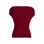 Authentic Pre Owned Chanel Off-Shoulder Knit Top (PSS-575-00007) - Thumbnail 0