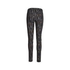 Theyskens theory printed pants 2?1542596329