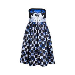 Tibi rococo check dress 2?1542596918