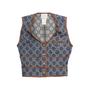 Authentic Second Hand Céline Logo Vest (PSS-581-00006) - Thumbnail 0