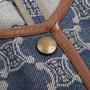 Authentic Second Hand Céline Logo Vest (PSS-581-00006) - Thumbnail 4