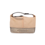 Authentic Pre Owned Chloé Canvas and Leather Clutch (PSS-581-00001) - Thumbnail 0