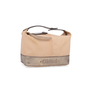 Authentic Pre Owned Chloé Canvas and Leather Clutch (PSS-581-00001) - Thumbnail 1