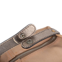 Authentic Pre Owned Chloé Canvas and Leather Clutch (PSS-581-00001) - Thumbnail 5
