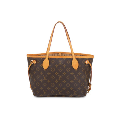 Authentic Second Hand Louis Vuitton Monogram Neverfull PM (PSS-581-00002)