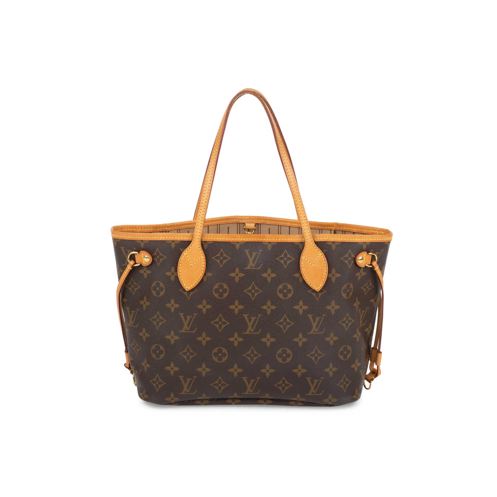 1f40f9e1a580 Tap to expand · Authentic Second Hand Louis Vuitton Monogram Neverfull PM  (PSS-581-00002) ...