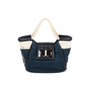 Authentic Pre Owned Chanel Canvas Cabas Tote (PSS-581-00004) - Thumbnail 0