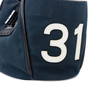 Authentic Pre Owned Chanel Canvas Cabas Tote (PSS-581-00004) - Thumbnail 4