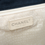 Authentic Pre Owned Chanel Canvas Cabas Tote (PSS-581-00004) - Thumbnail 8