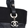 Authentic Pre Owned Chanel Paris-Biarritz Vertical Tote (PSS-581-00007) - Thumbnail 4