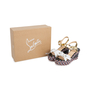 Authentic Pre Owned Christian Louboutin Laoga 70 Wedge Sandals (PSS-566-00078) - Thumbnail 6