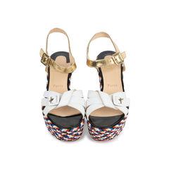 Laoga 70 Wedge Sandals