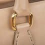 Authentic Second Hand Fendi Firenze Frame Bag (PSS-570-00001) - Thumbnail 4