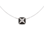 Authentic Pre Owned Mauboussin Snakewood and Diamond Star necklace (PSS-136-00046) - Thumbnail 0