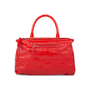Authentic Pre Owned Givenchy Crocodile Embossed Pandora Bag (PSS-580-00004) - Thumbnail 4