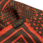 Authentic Second Hand Louis Vuitton Monogram Polka Dot Scarf (PSS-434-00018) - Thumbnail 4