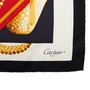 Authentic Second Hand Cartier Jewellery Printed Scarf (PSS-434-00017) - Thumbnail 2