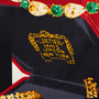 Authentic Second Hand Cartier Jewellery Printed Scarf (PSS-434-00017) - Thumbnail 6