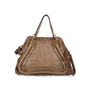 Authentic Second Hand Chloé Medium Snakeskin and Leather Paraty (PSS-580-00003) - Thumbnail 0