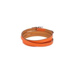 Hermes hapi 3 bracelet orange 2?1543214993