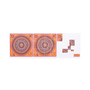 Authentic Pre Owned Hermès Tohu-Bohu Puzzle Notebook set (PSS-580-00006) - Thumbnail 25