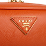 Authentic Pre Owned Prada Saffiano Lux Pochette (PSS-434-00012) - Thumbnail 4