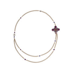 Chanel brooch long necklace 2?1543215408