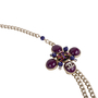 Authentic Second Hand Chanel Brooch Long Necklace (PSS-434-00021) - Thumbnail 2