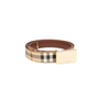 Authentic Second Hand Burberry Haymarket Check Belt (PSS-583-00001) - Thumbnail 1