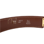 Authentic Pre Owned Burberry Haymarket Check Belt (PSS-583-00001) - Thumbnail 5