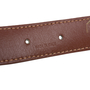 Authentic Pre Owned Burberry Haymarket Check Belt (PSS-583-00001) - Thumbnail 6