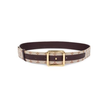 Authentic Pre Owned Louis Vuitton Monogram Canvas Belt (PSS-583-00002)