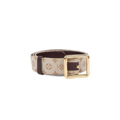 Louis vuitton monogram canvas belt 2?1543288169