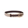 Authentic Pre Owned Louis Vuitton Monogram Canvas Belt (PSS-583-00002) - Thumbnail 2