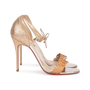 Authentic Pre Owned Christian Louboutin Valnina Laser Cut Sandals (PSS-583-00003) - Thumbnail 4