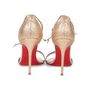 Authentic Pre Owned Christian Louboutin Valnina Laser Cut Sandals (PSS-583-00003) - Thumbnail 5