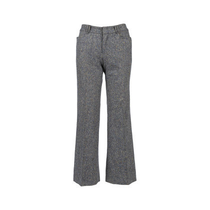 Authentic Second Hand Rebecca Taylor Wool Trousers (PSS-583-00005)