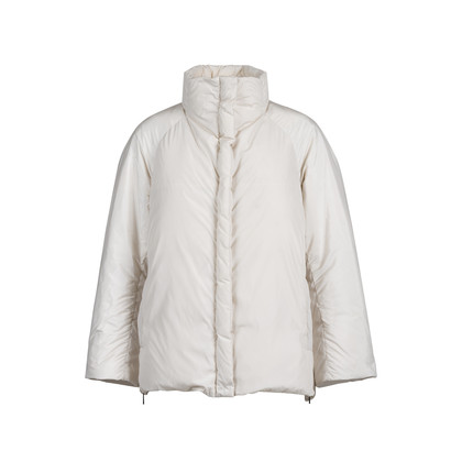 Authentic Pre Owned Jil Sander Zip Detail Down Jacket (PSS-145-00259)
