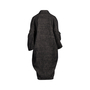 Authentic Pre Owned Lanvin Draped Wool Coat (PSS-145-00258) - Thumbnail 1