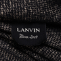 Authentic Second Hand Lanvin Draped Wool Coat (PSS-145-00258) - Thumbnail 2
