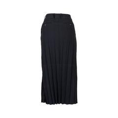 Issey miyake pleated skirt 2?1543472377