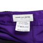 Authentic Pre Owned Dries Van Noten Straight Cut Pants (PSS-564-00004) - Thumbnail 2