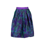 Authentic Pre Owned RED Valentino Abstract Printed Skirt (PSS-564-00005) - Thumbnail 0