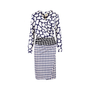 Authentic Pre Owned Diane Von Furstenberg Terry Wrap Dress (PSS-564-00008) - Thumbnail 0